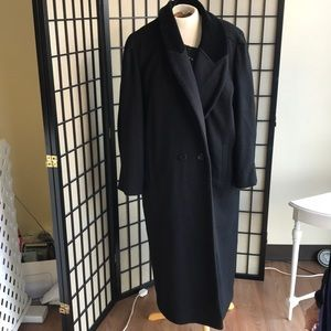 Jackets & Blazers - A vintage long coat by Andrea (brand).